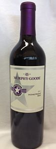 #Murphy-Goode 2011 Homefront Red #wine was produced using a variety of fruit from California.  This wine blends together Syrah, Merlot, Petite Sirah and Zinfandel.  The Wine and Liquor Outlet