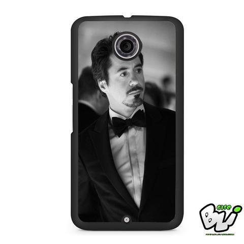Actor Robert Downey Jr Nexus 6