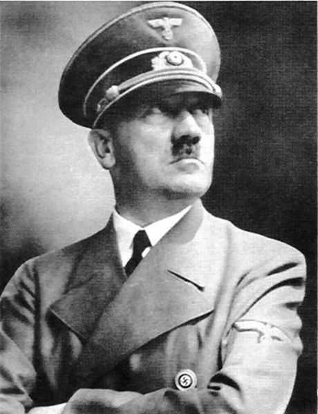 The abuse of power by german leader adolf hitler
