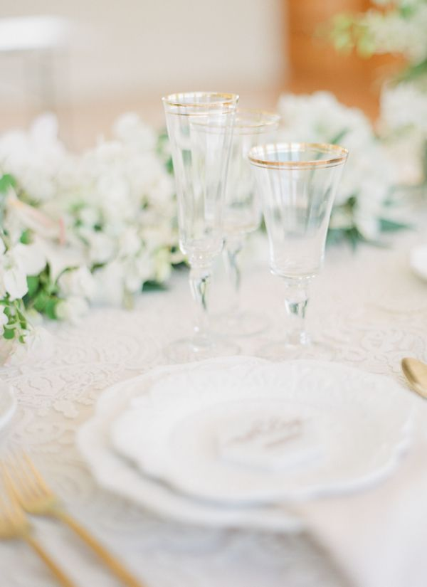The Most Elegant Island-Style Elopement Draped in Florals – Style Me Pretty