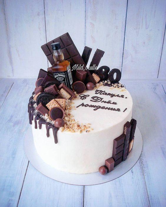 Chocolate Themed Cakes – Kaffeetafel und Tortenschlacht