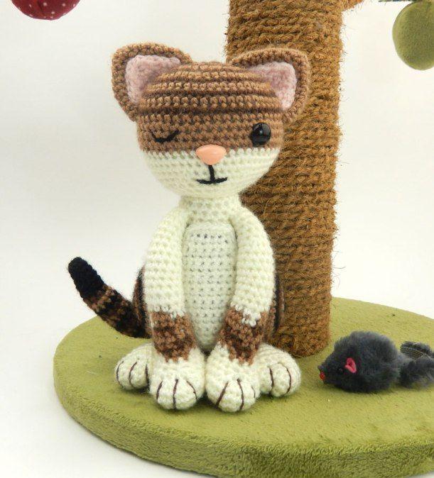 Mejores 94 imágenes de amigurumi crochet en Pinterest   Juguetes de ...