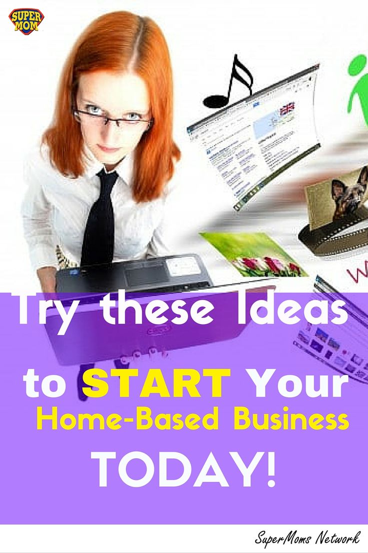 Online Home Based Business Ideas That You Can Start Today