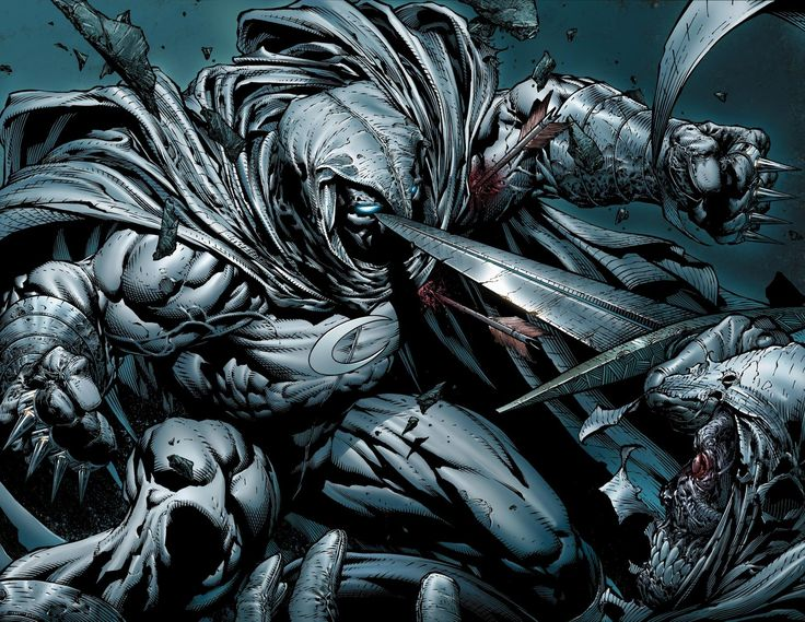 moon knight vs taskmaster - photo #7