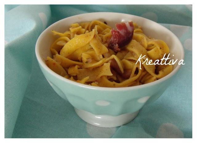 #Tagliatelle #lucianamosconi con tartufo e funghi - Ricetta di @Rosa Forino  #pasta  #food