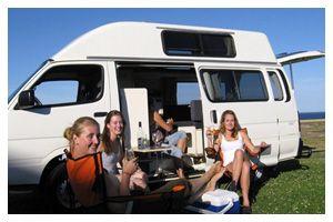 Viva Campers   4-5 person high top Campervan   http://www.vivacampers.com.au/campervans/