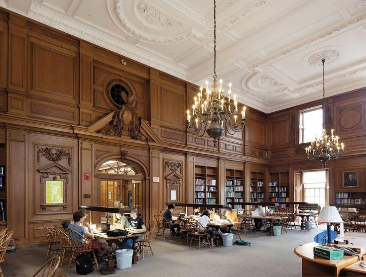 Garver Room | Phillips Academy | College, School, High School