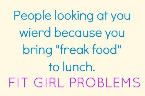 Fit Girl Problems Quote - Fit Girl Memes - Funny Fitness Memes #workout #quotes