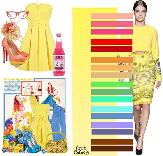 цветовые сочетания в одежде - Поиск в Google