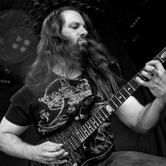 John Petrucci.