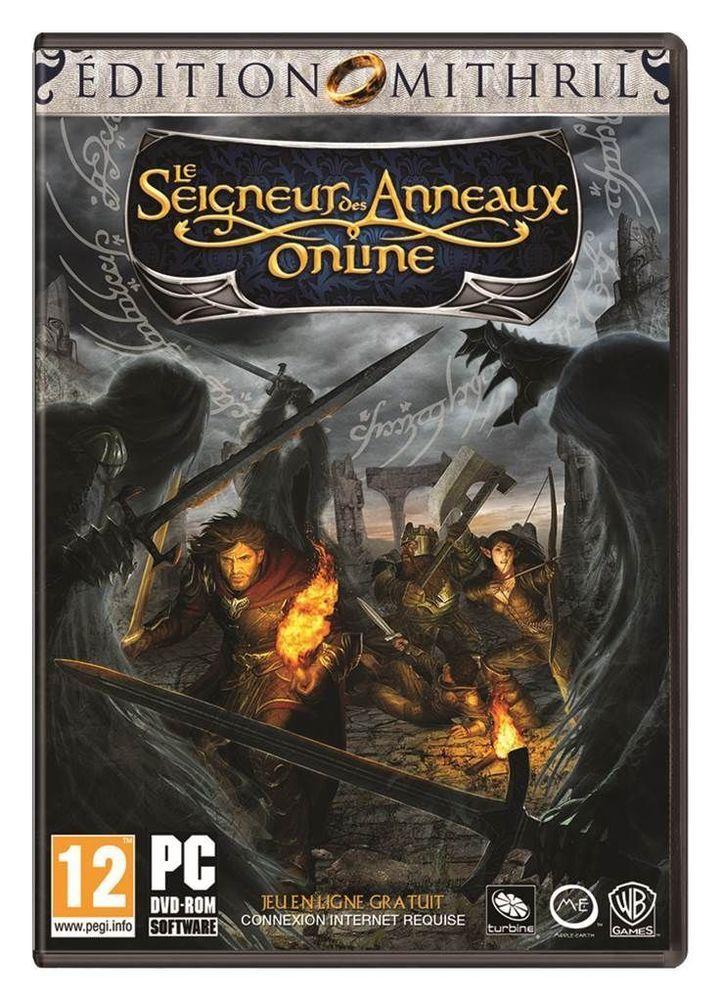 Le Seigneur des Anneaux Online - NEUF - Jeu PC