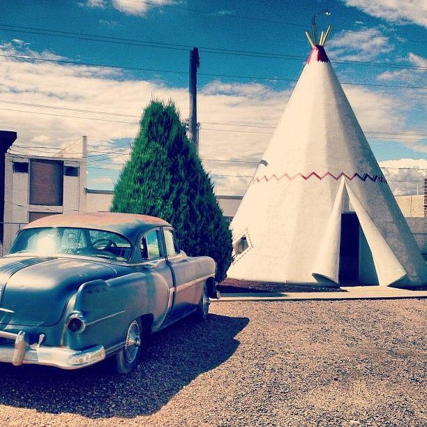 Wigwam Village Motel #6 , город Holbrook, AZ