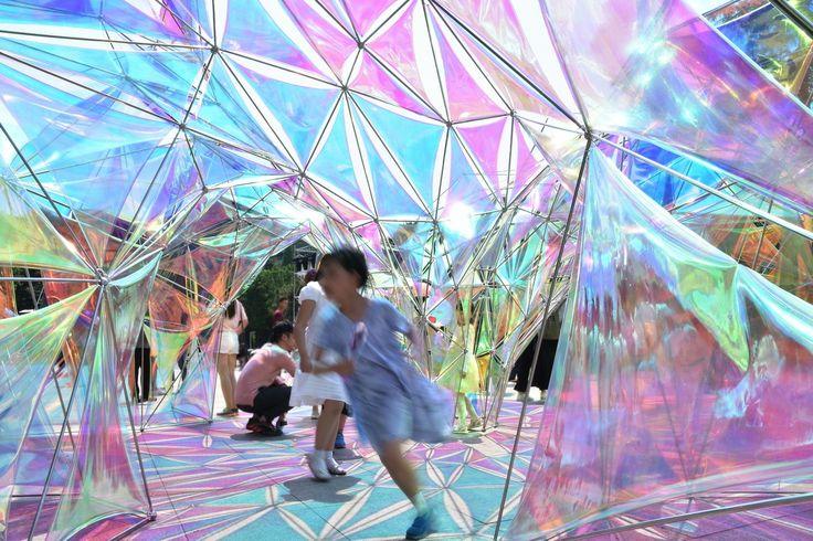 Gallery of Flora Pavilion / Design School of Nanjing University of the Arts – 3