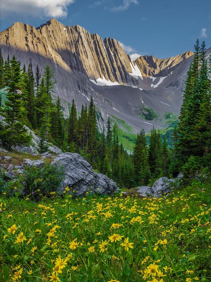 Northover Ridge, Turner Valley in Calgary, Alberta (Photo by Colin Murdison)