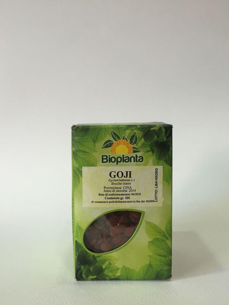 Bacche di goji coltivazione biologica certificata ICEA