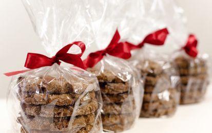 Biscotti allo zenzero candito - Se amate lo zenzero o i biscotti allo zenzero per Natale provate questa ricetta dove viene usato lo zenzero candito, per un risultato goloso e profumato