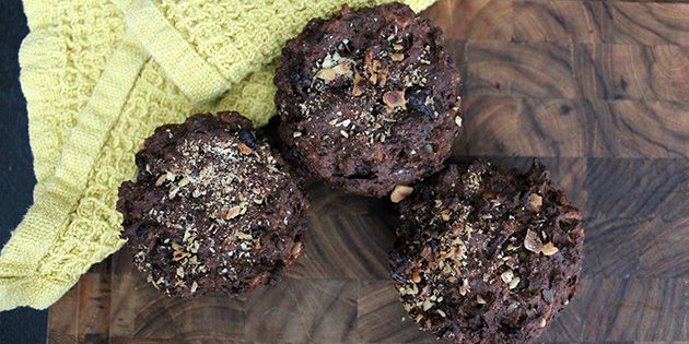 Chokorug - nemme rugbrødssnacks med chokolade
