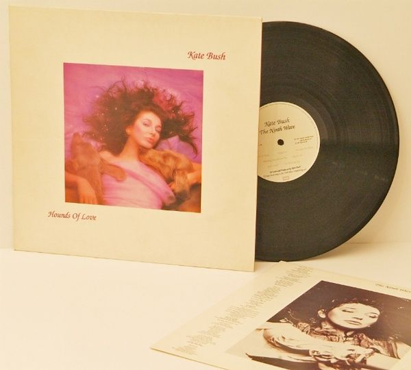 KATE BUSH, hounds of love. TOP COPY. First UK pressing 1985 - ROCK, PSYCH, PROG, POP, SHOE GAZING, BEAT