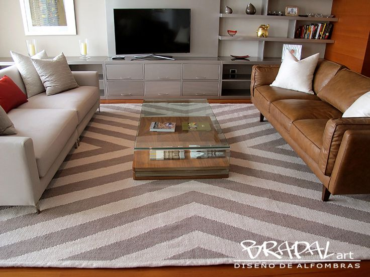Brapal art alfombras hechas a mano alfombras modernas - Alfombras de pasillo modernas ...