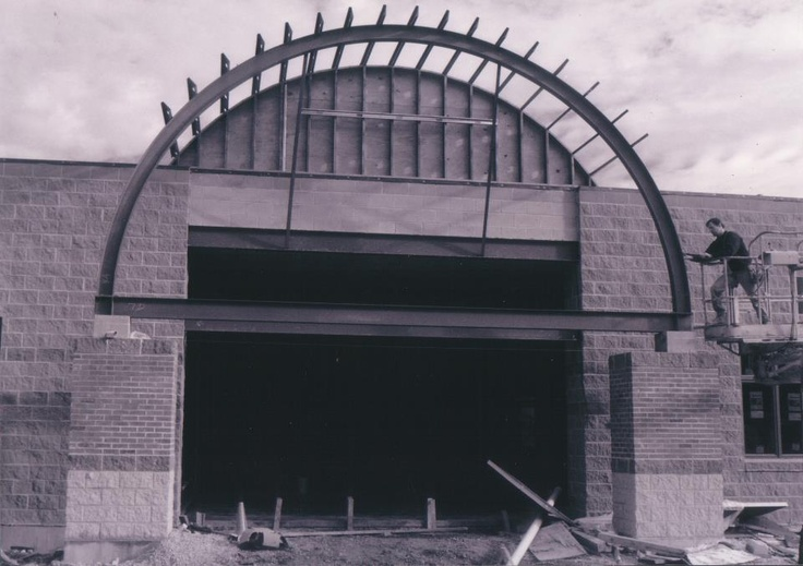 Check Out This Picture Of The Northbrook Sports Center