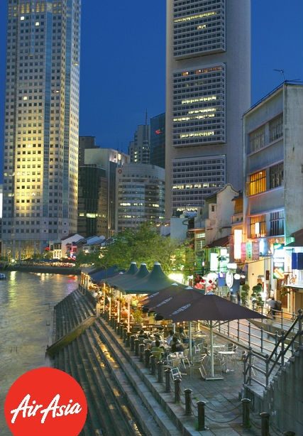 A lovely view of the boat quay in #Singapore #jsiglobal