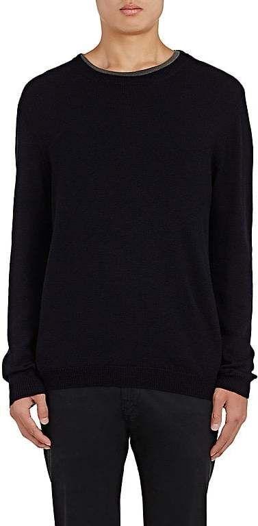 Barena Venezia Men's Merino Wool Sweater