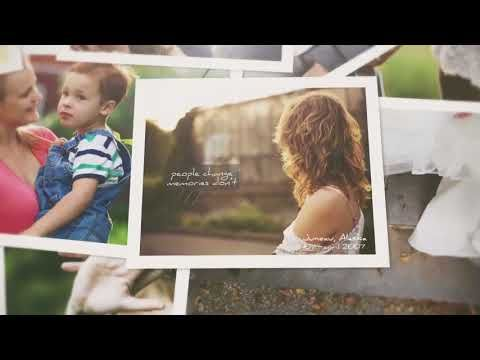 After Effects intro template | Memories Lane + Free Download | After