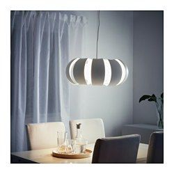 IKEA - STOCKHOLM, Pendant lamp,  , , You can either hang the lamp close to the ceiling in your living room or low over a coffee table.Provides both good general lighting and some directional light.