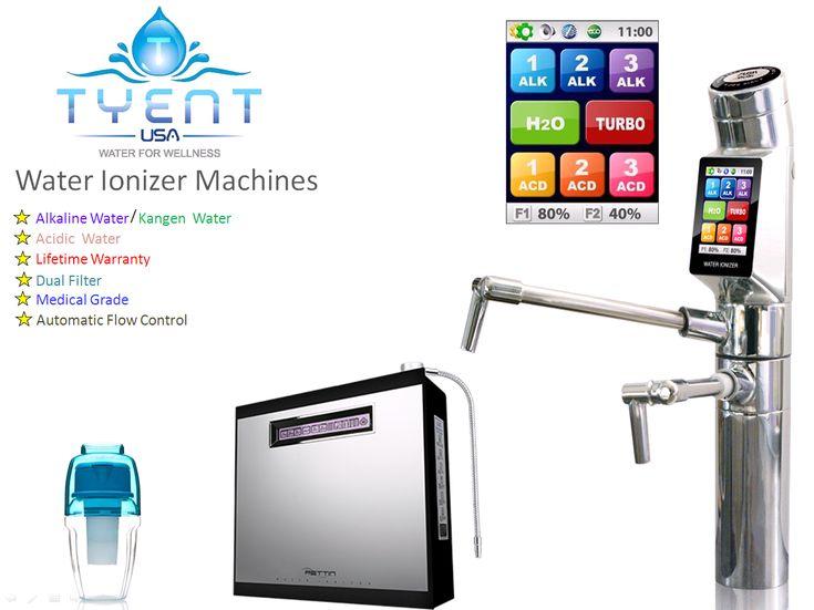 top alkaline water machine