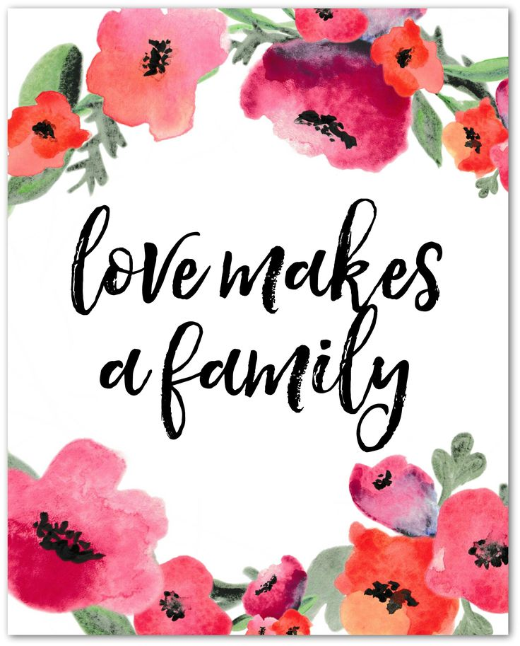 Love Makes a Family – Our Spring Bucket List