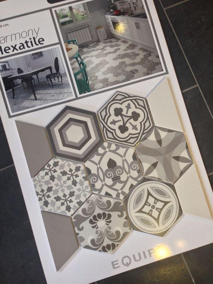 Just Arrived!!! #anticatile #terraverre #essentialsofdesign #hexagon #porcelain #tile #torontotile #interiordesign #floortile #walltile #design