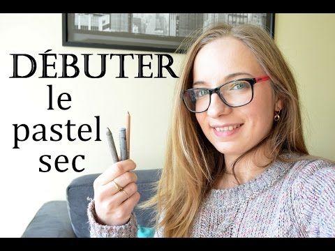 La technique du pastel sec [Débutants] - YouTube