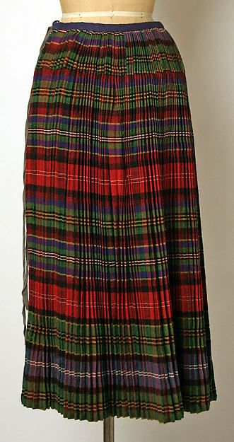 Skirt from Serbia