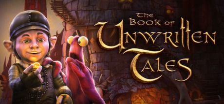 [The Book of Unwritten Tales] A great and humorous point & click adventure! Interesting characters, good writing, beautiful art style and a lot of breaking the fourth wall.  #Gaming #VideoGames #PCGame #PointAndClickAdventure #IndieGame