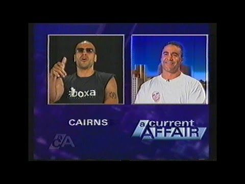Anthony Mundine vs Jeff Fenech Feud - YouTube