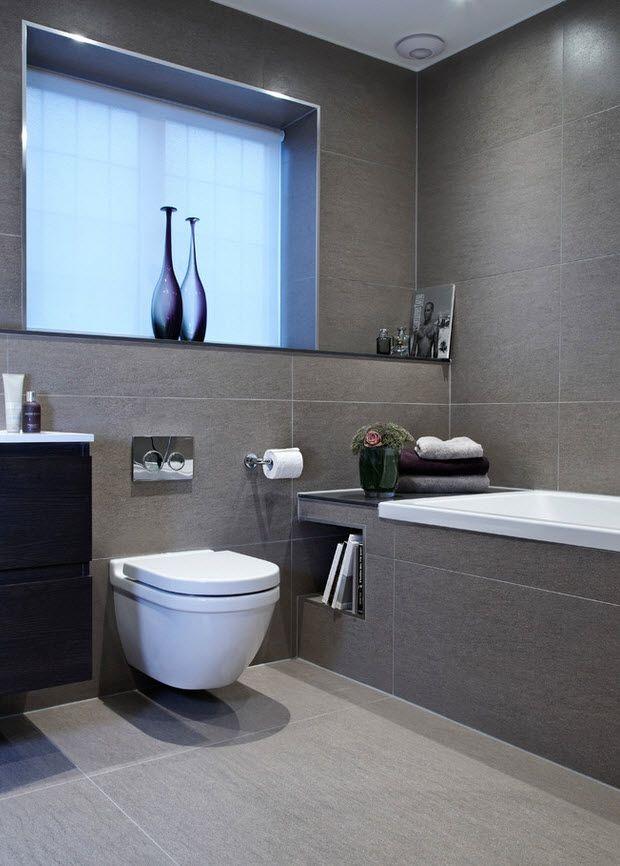 Badkamer Van Natuursteen ~   Badkamer Kleuren op Pinterest  Badkamer Kleuren Bruin, Badkamer