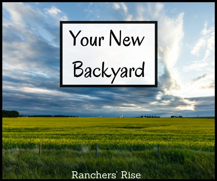 Do you have spots like this around every corner where you currently live? We do at Ranchers' Rise in Okotoks. Come on over and check out our showhomes today! http://rgn.bz/IUBl