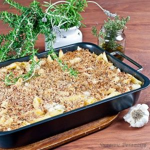 Jamie Oliver's 30 Minute Cauliflower Macaroni Cheese - I've made this one, and it's AMAZING!