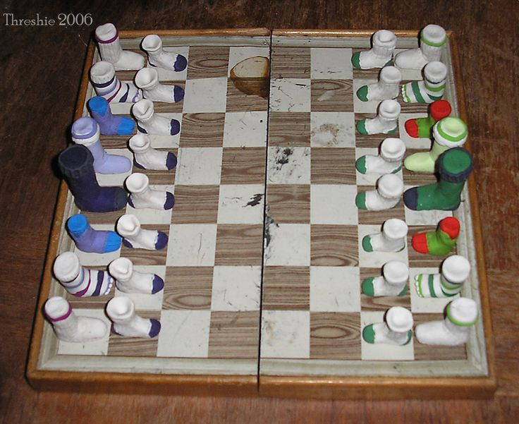 how to make chess pieces out of clay