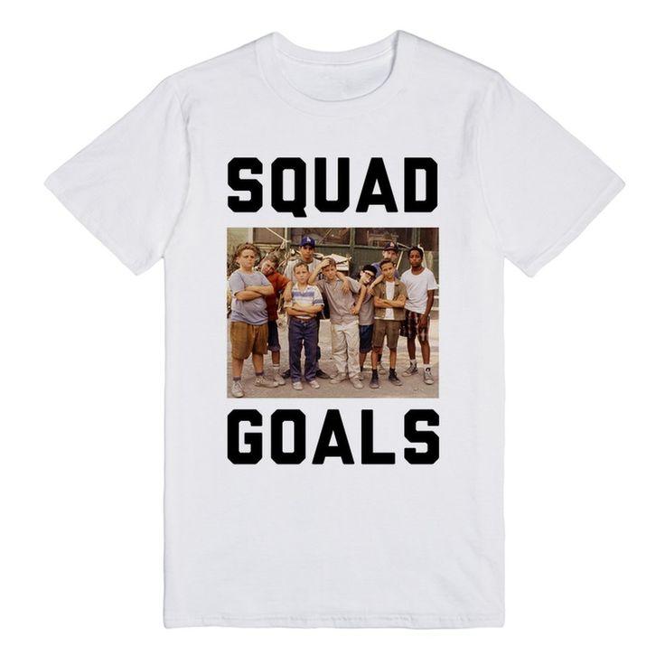 Squad Goals Sandlot