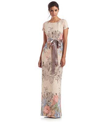17 best images about weddings on pinterest knee length for Elder beerman wedding dresses