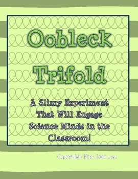 Investigating Matter, Solid or Liquid: Barthlomew and the Oobleck