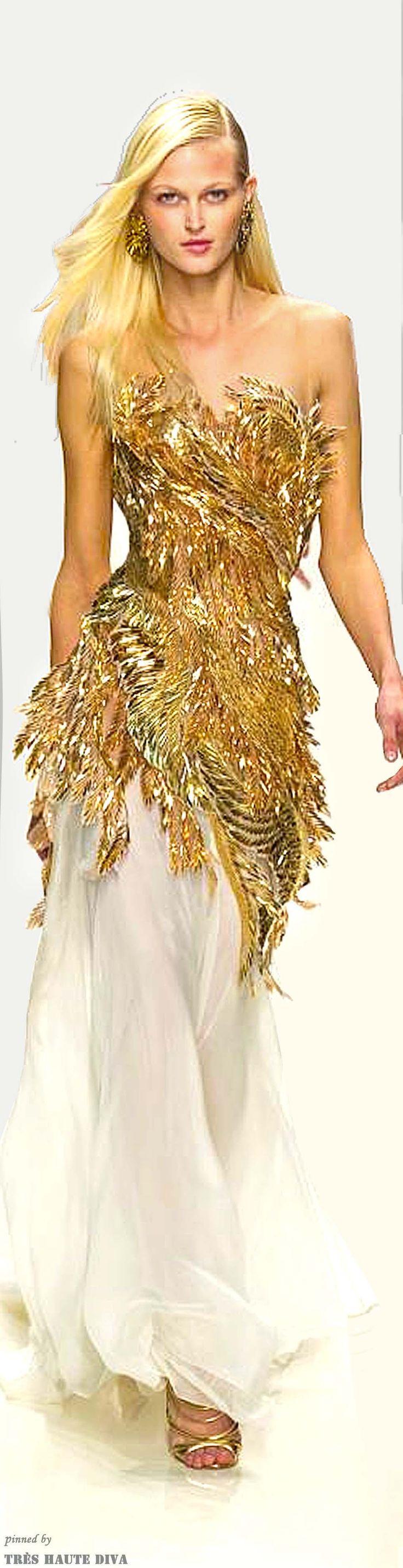 #Paris FW Valentin Yudashkin Spring 2014 Ready-to-Wear (The Gown Boutique)