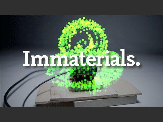 Immaterials –  Blog –   BERG