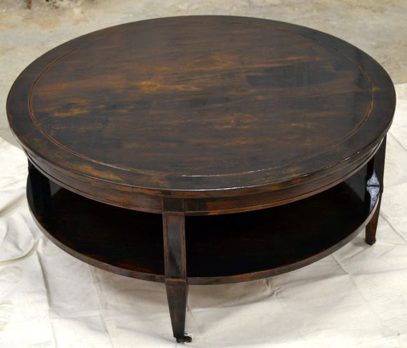 Staining Oak Cabinets An Espresso Color Diy Tutorial: How To Stain A Coffee Table: Full Step-by-Step Tutorial