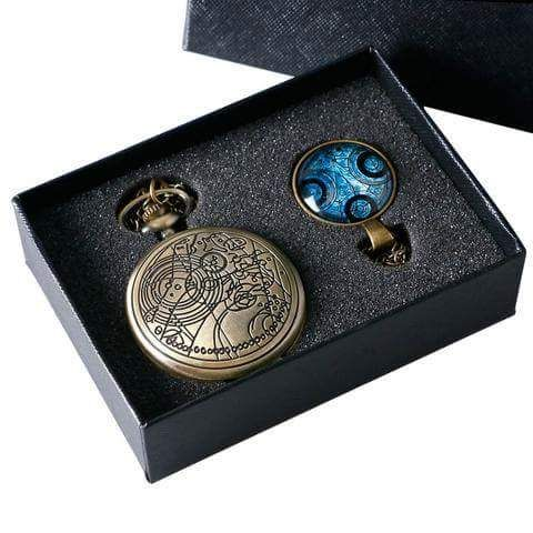 Pocket Watch Case For Gifting