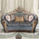 Italian upholstered furniture Bijoux factory CASPANI TINO