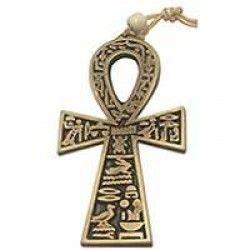 Cruz Egípcia de Parede Ansata ou Ankh