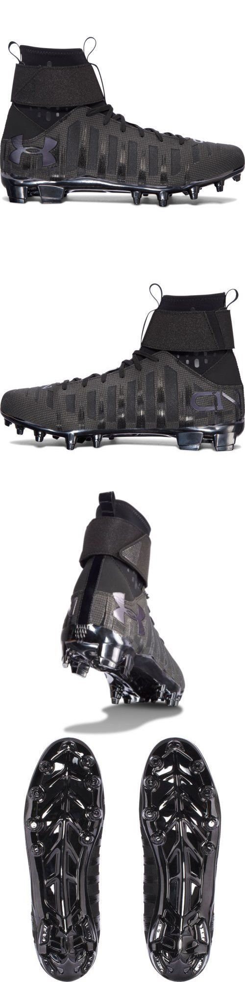 Men 159116: Under Armour Men S Ua 2017 C1n Mc Cam Newton Football Cleats - Free Shipping -> BUY IT NOW ONLY: $99.99 on eBay!