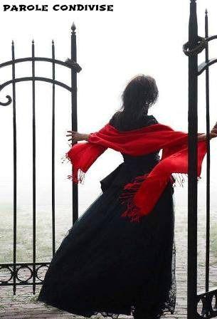 «guarda com' entri e di cui tu ti fide;  non t'inganni l'ampiezza de l'intrare!». Dante, Inferno, Canto V
